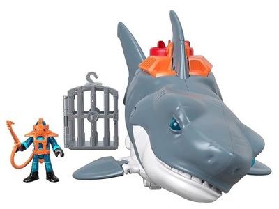 Zabawka FISHER PRICE Imaginext Rekin Megaszczęka