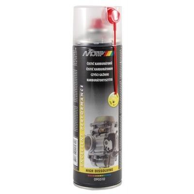 MOTIP 090510 spray do czyszczenia gaźników 500ml