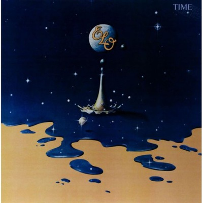 {{{ ELECTRIC LIGHT ORCHESTRA (ELO) - TIME (1 LP)