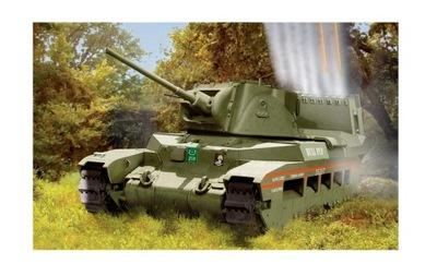 Танк Matilda Hedgehog модель ??? sklejani Airfix
