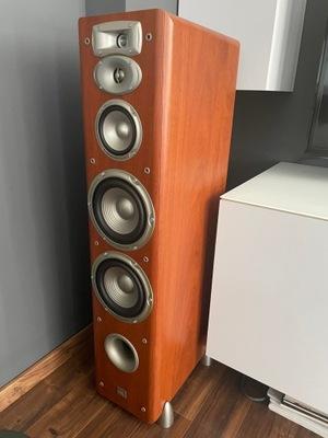 potężne kolumny front JBL Studio L Series L880