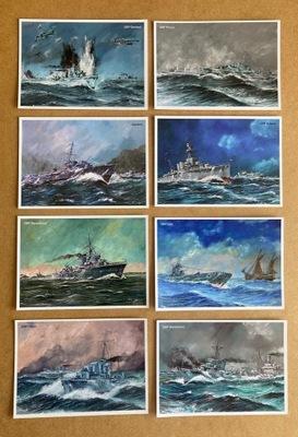 Okręty wojenne ORP: Błyskawica, Garland, Piorun