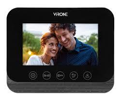 Wideo monitor bezsłuchawkowy kolorowy VDP-62MV