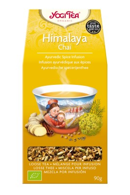 ??? YOGI TEA Himalaya ЧАЙ 90Г