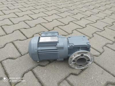 Motoreduktor Kątowy 0,37 kW 161 obr/min
