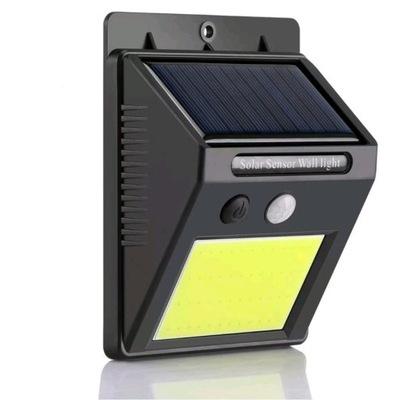 солнечная лампа 48 LED COB Датчик движения и в Сумерках