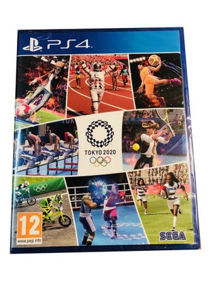 OLYMPIC GAMES TOKYO 2020 OLIMPIADA PL PS4 NOWA