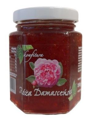 Green Food Варенье роза Дамаска Джем 250 г
