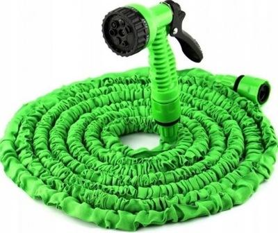 Змея садовый X-HOSE эластичный 10  ???  30м ПИСТОЛЕТ
