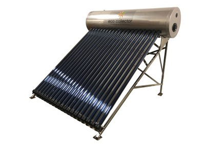 kolektor słoneczny ciśnieniowy 100L NIERDZEWNY
