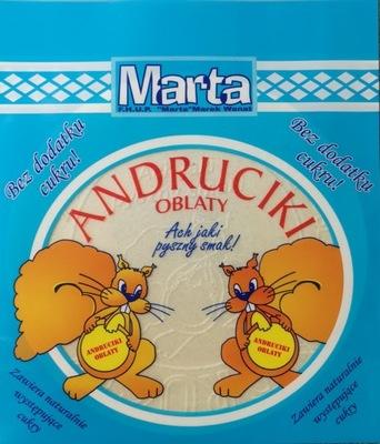MARTA ANDRUTY OBLATY ??? сахара