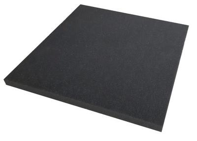 PIANKA GĄBKA TAPICERSKA T18 grafit 120x200x2 cm