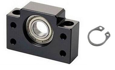 Blok łożyskujący śrubę kulową BF15 15mm