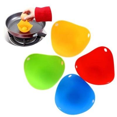 силиконовый кольцо ??? варки яиц разные цвета