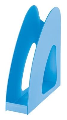 Pojemnik na czasopisma Loop Trend jasnoniebieski