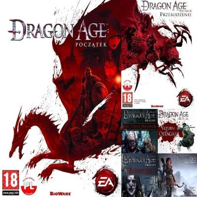 Dragon Age Origins Edycja Kolekcjonerska 5738017604 Oficjalne Archiwum Allegro