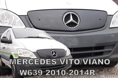 PROTECCIÓN REJILLAS REJILLA DE RADIADOR MERCEDES VITO II W639 2010-14