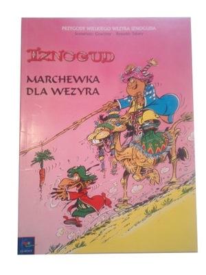 IZNOGUD MARCHEWKA DLA WEZYRA 2000 r.