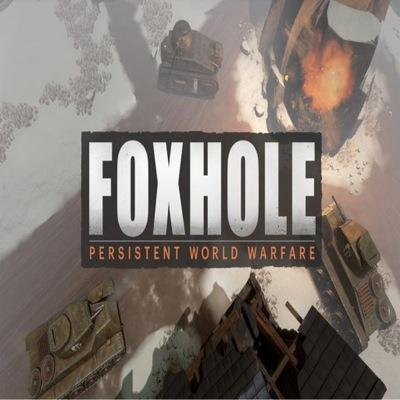 FOXHOLE STEAM NOWA GRA PEŁNA WERSJA PC