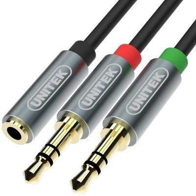 Kabel Adapter 2 x Mini Jack 3,5 mm Audio Mini