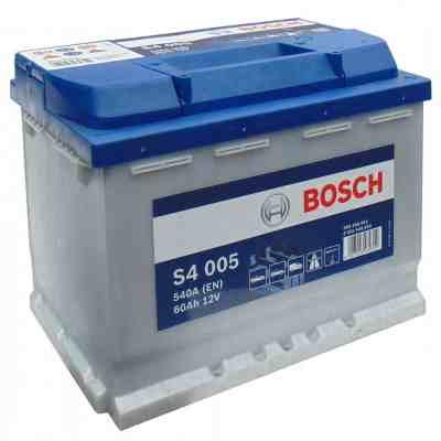 BOSCH SILVER S4 60Ah 540A