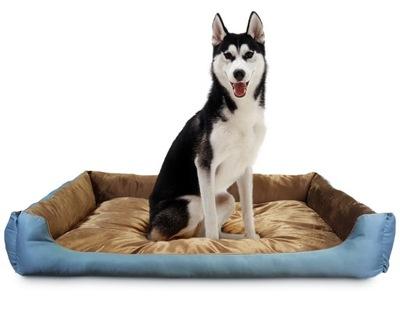 БОЛЬШИЕ логово кровать диван манеж ДЛЯ СОБАКИ 110x75cm