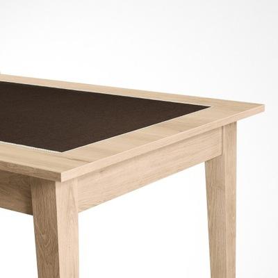 Bieżnik obrus na stół obszycie 140x40cm