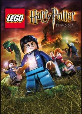 LEGO Harry Potter: Lata 5-7 (KOD KLUCZ STEAM)