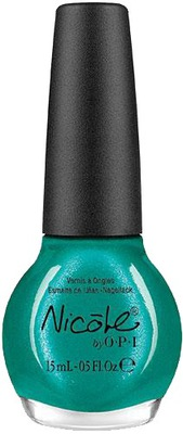 Nicole by OPI Lakier 15ml - Diva Into The Pool
