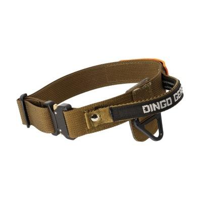 Dingo Gear K9 GOLAROVÁ PÁSKA S RÚČKOU COBRA 40-52cm