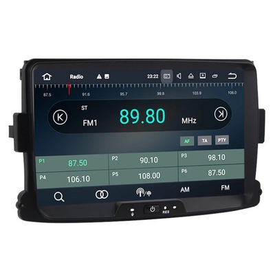 ANDROID РАДИО НАВИГАЦИЯ IPS RENAULT DUSTER 4G PX5