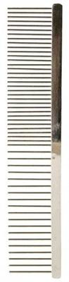 гребень металлический для собаки кошки кролик 16 см Трикси