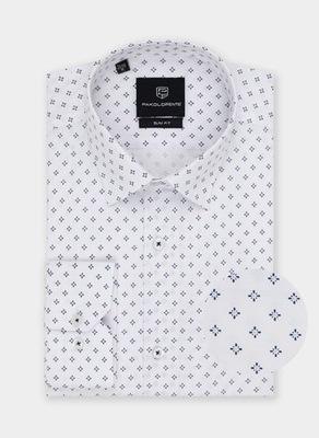 Koszula męska Slim Fit wzory PAKO LORENTE XXL