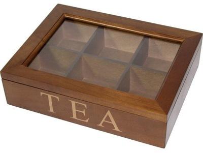 Skrzynka Na Herbatę