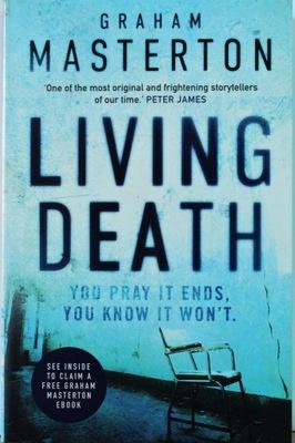 LIVING DEATH, Graham Masterton