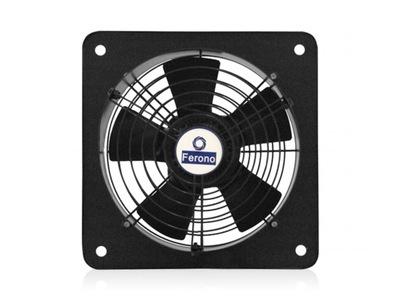 Obojsmerný ventilátora, výfuk, dodávky 250 mm