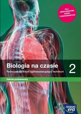 BIOLOGIA NA CZASIE 2 LO PODRĘCZNIK PODSTAWOWY 2020