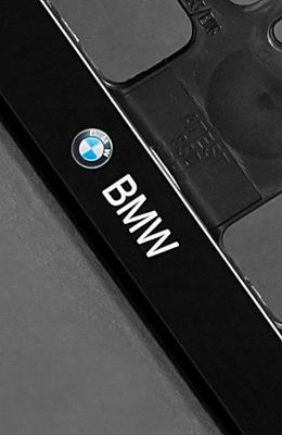 BMW 2 РАМКИ РАМКА ТАБЛИЦИ REJESTRACYJNEJ