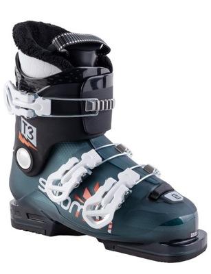 Buty narciarskie Salomon T3 RT Girly Różowy 2222.