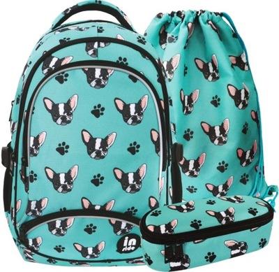 Sada školských batohov prvého stupňa