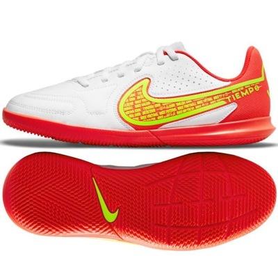 Buty Nike Jr. Tiempo 9 Club IC DA1332 176; 28