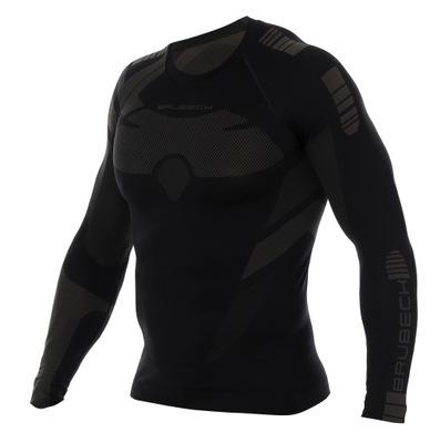 Lekka bluza termoaktywna męska BRUBECK Dry 2XL