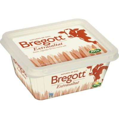 Masło Bregott Extrasaltat 600g ze Szwecji