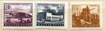 Węgry Mi 1348-1350 ** (k4)