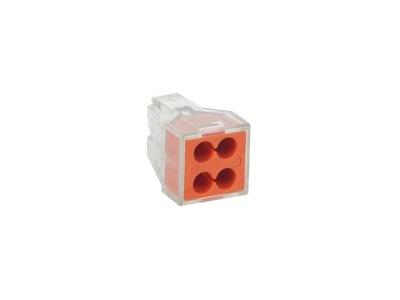 Złączka uniwersalna 4 x 0.75-2.5mm PCT18104