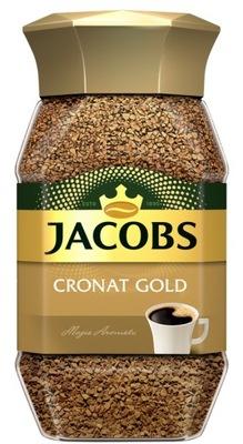 ДЖЕЙКОБС Cronat Gold кофе растворимый 100г