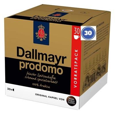 кофе Nescafe Dolce Gusto Dallmayr Prodomo 30 XXL