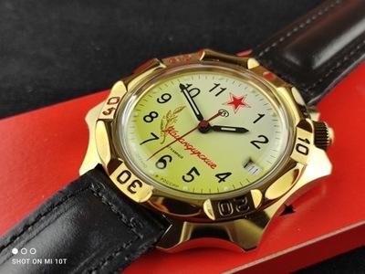 Zegarek rosyjski Vostok Komandirskie Wostok