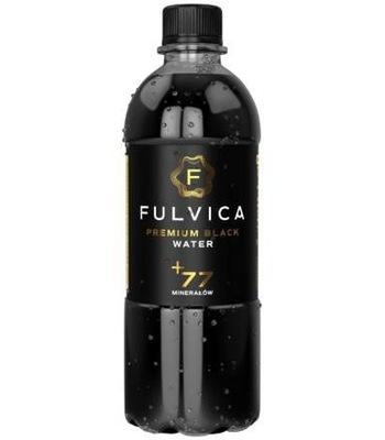 черная вода 500 мл - Fulvica