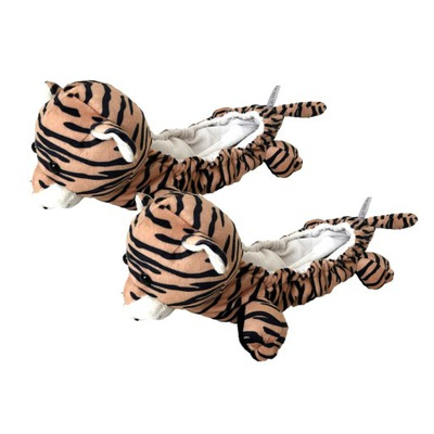 Girls Pokrowce na łyżwy - Tygrys